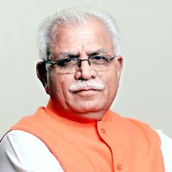 Manohar Lal – CM haryana
